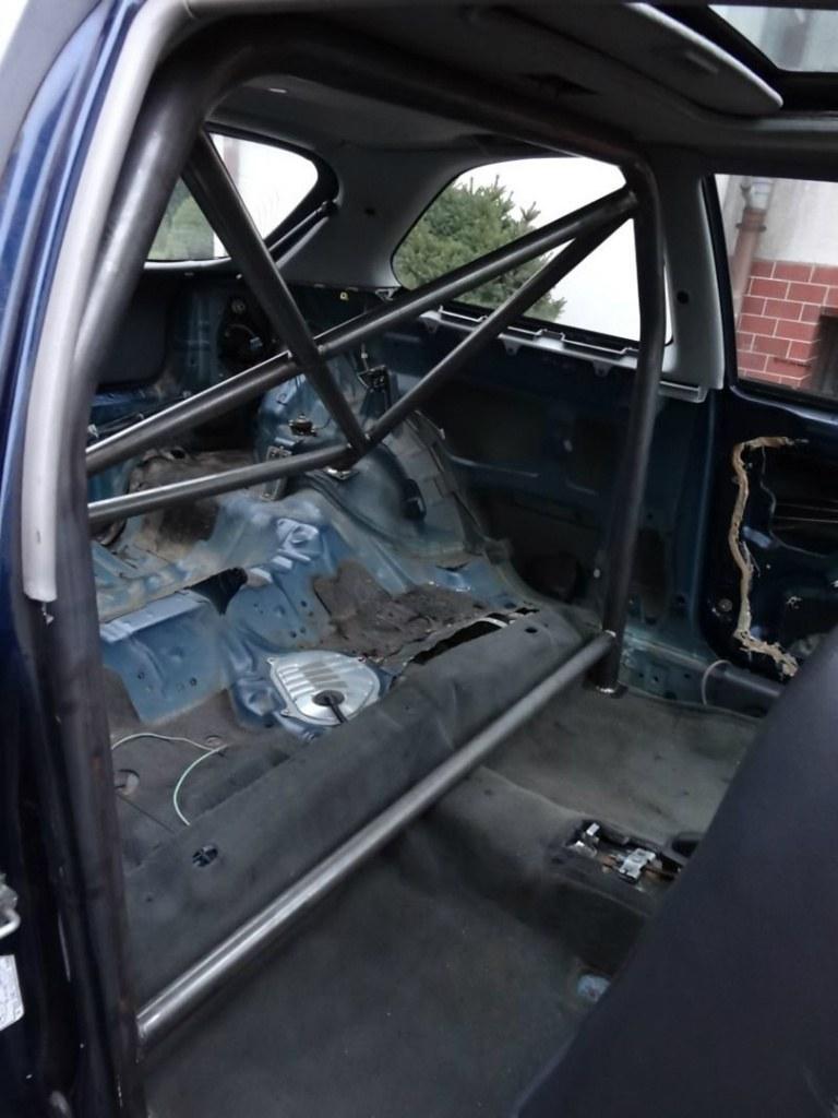 Rollbar Fiat Seicento Cinquecento - GRUBYGARAGE - Sklep Tuningowy